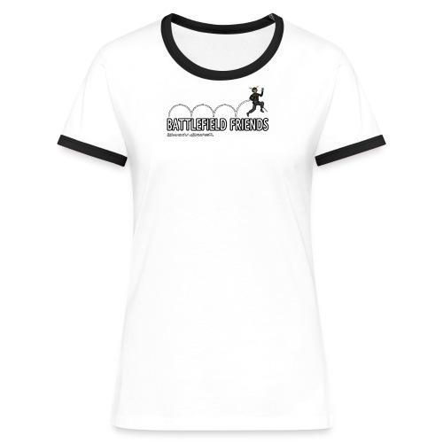 Bunny Sniper - Women's - Women's Ringer T-Shirt