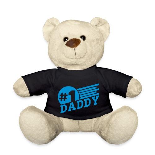 number 1 daddy teddy - Teddy Bear