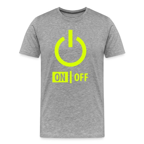OnOff- T-Shirt // Teenager - Men's Premium T-Shirt