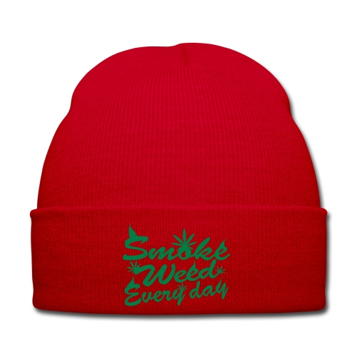 Smoke Weed Everyday - Bonnet d'hiver
