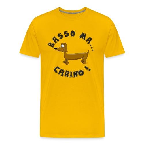 Basso ma... - Maglietta Premium da uomo