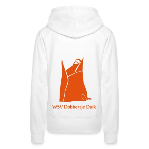 Sweater Vrouw - Vrouwen Premium hoodie