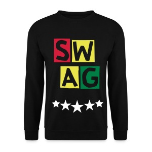BANANA SWAG JAMAICA - Men's Sweatshirt