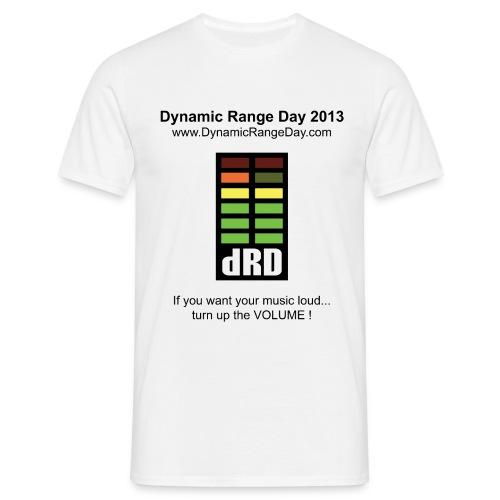 DRD 2013 Men's - Men's T-Shirt