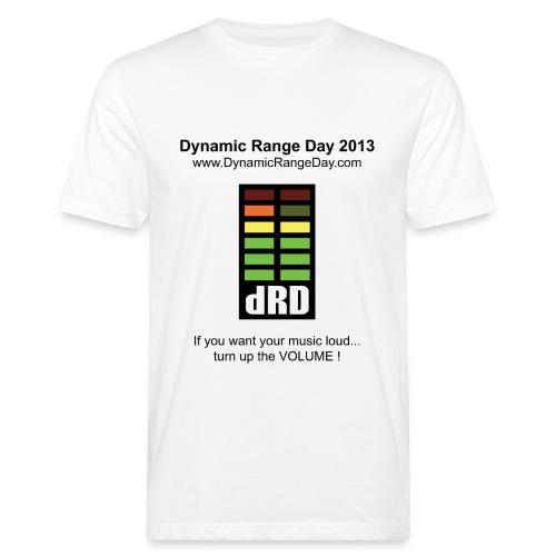DRD 2013 Men's Organic - Men's Organic T-Shirt