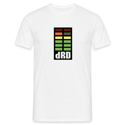 DRD13 Logo - Men's Standard - Men's T-Shirt