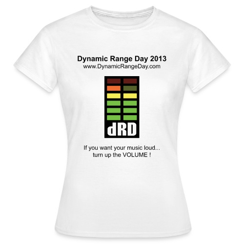 DRD 2013 Women's - Women's T-Shirt