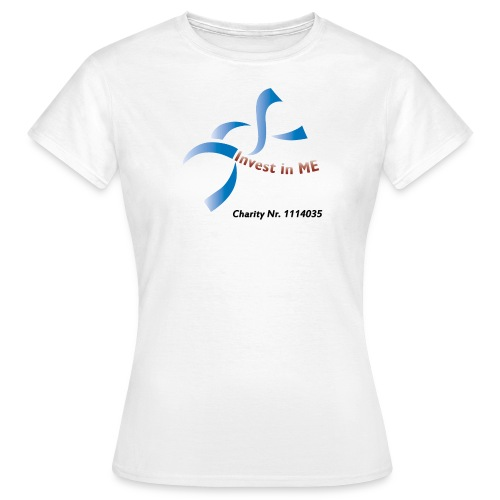 Logo with web address back - Women's T-Shirt