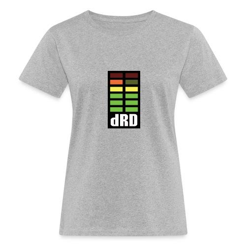DRD13 Logo - Women's Colour - Organic - Women's Organic T-Shirt