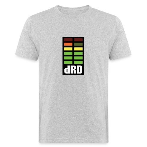 DRD13 Logo - Men's Colour - Organic - Men's Organic T-Shirt
