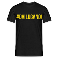 Magliette ~ Maglietta da uomo ~ Twitter Lugano