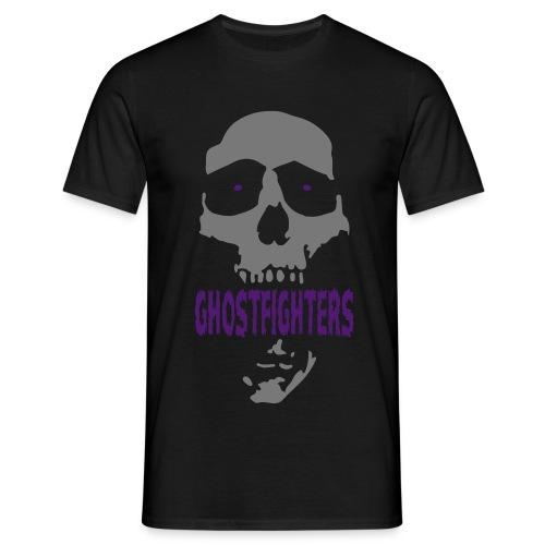 GHOSTFIGHTERS - Schädel - Männer T-Shirt