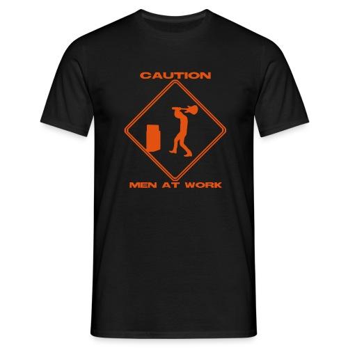 Men At Work - T-shirt Homme