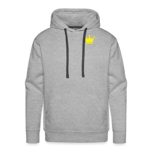 I #1 So why Try Harder - Men's Premium Hoodie