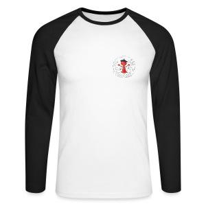 AmeriludochGamer - T-shirt baseball manches longues Homme