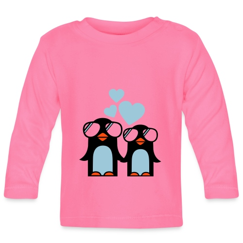 Baby trøje  - Baby Long Sleeve T-Shirt