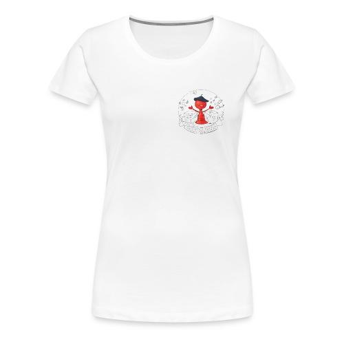 LudochAmeritrash - T-shirt Premium Femme