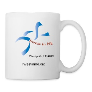 Logo and web address - Mug