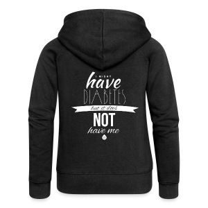 Just saying - Women's Premium Hooded Jacket