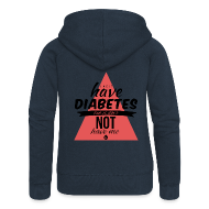 Hoodies & Sweatshirts ~ Women's Premium Hooded Jacket ~ Just saying