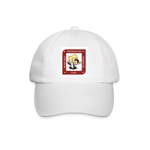 NQPK Traditional Taekwon-Do BaseCap red - Baseballkappe