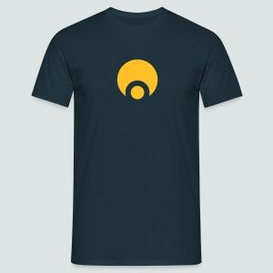 Kreise T-Shirt, Herren - Männer T-Shirt