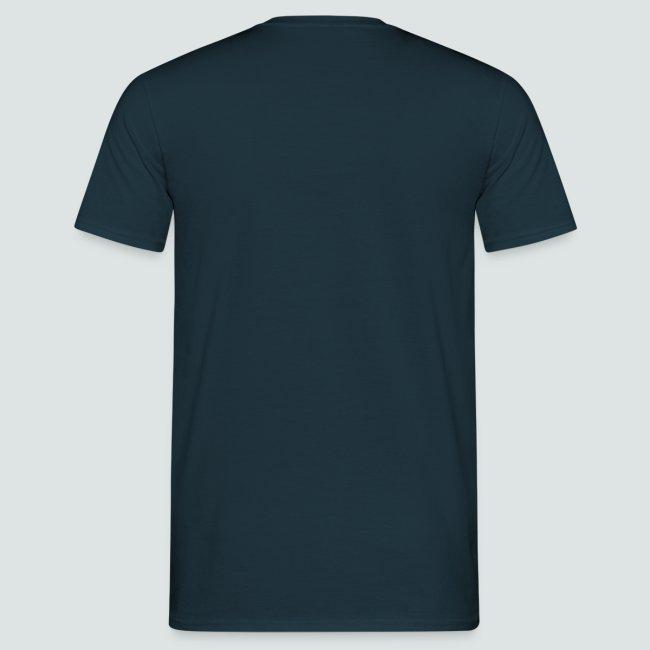 Kreise T-Shirt, Herren