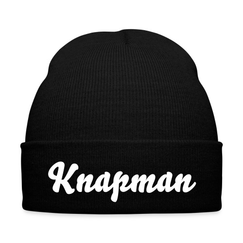 Knapman Hipster Beanie - Winter Hat