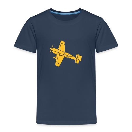 Flugzeug Jet Airplane Sky Himmel Sun Sonne Sport - Kinder Premium T-Shirt