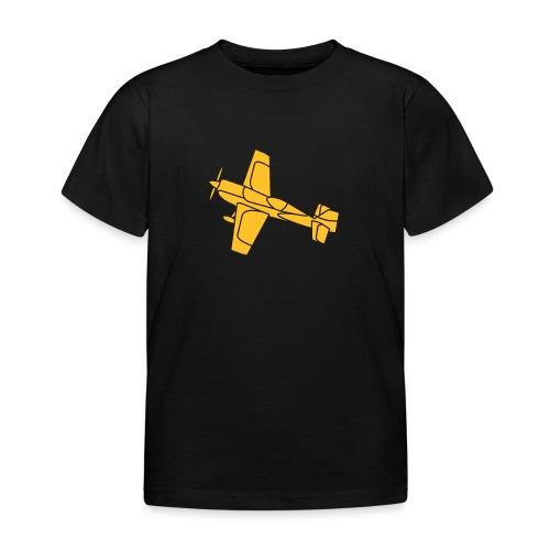 Flugzeug Jet Airplane Sky Himmel Sun Sonne Sport - Kinder T-Shirt