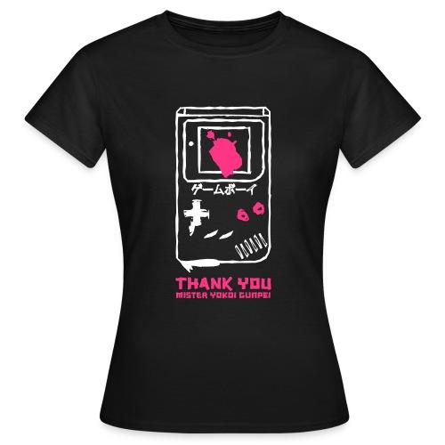 Thank you Yokoi Femme - T-shirt Femme