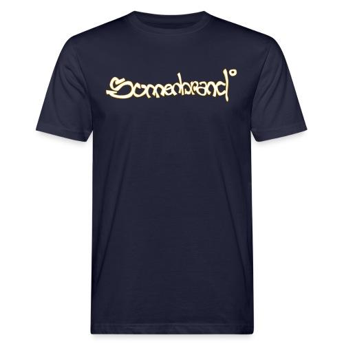 Sonnenbrand°Lsf 6 Tee *Basic Protection Jungs navy - Männer Bio-T-Shirt