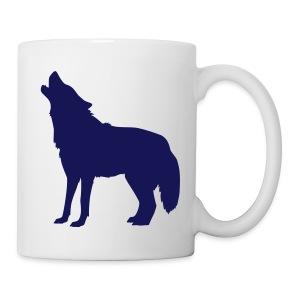 Wolf Mug - Mug