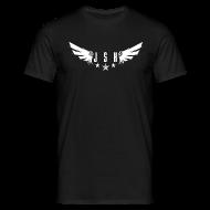 T-Shirts ~ Men's T-Shirt ~ JSH Logo #1-w
