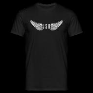 T-Shirts ~ Men's T-Shirt ~ JSH Logo #8-w