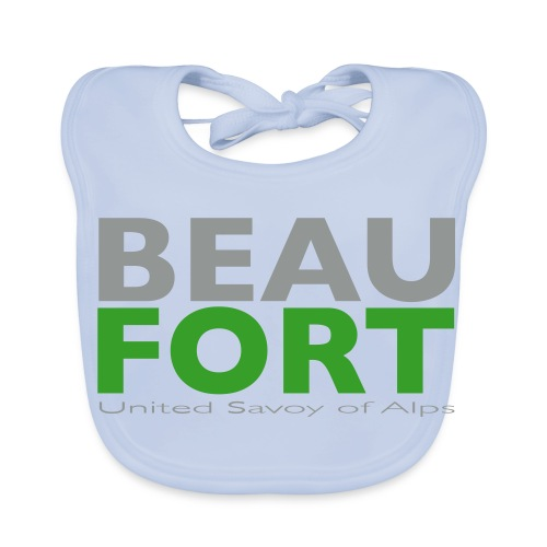 bavoir BeauFort - Bavoir bio Bébé