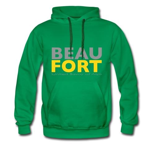 sweat BeauFort - Sweat-shirt à capuche Premium pour hommes