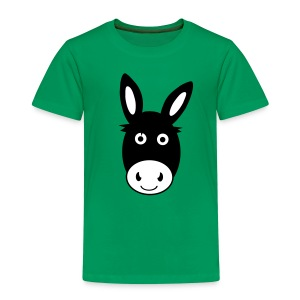 Cute Donkey Kids T-Shirt - Kids' Premium T-Shirt