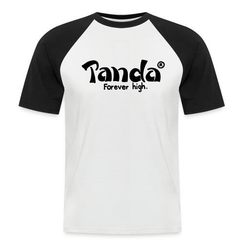 Panda T-Shirt - Männer Baseball-T-Shirt
