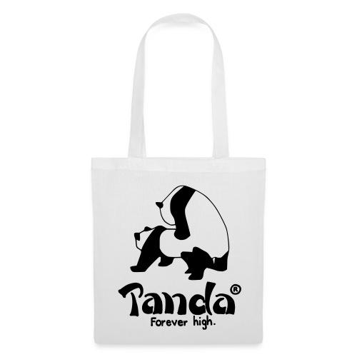Panda Beutel - Stoffbeutel