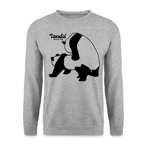 Panda F**k Pullover - Männer Pullover