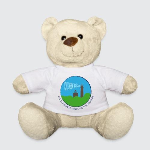 Ich liebe Rügen - Teddy