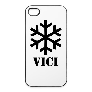 Coque  4/4s VICI - Coque rigide iPhone 4/4s