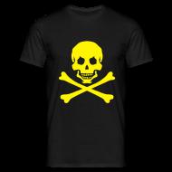 T-Shirts ~ Men's T-Shirt ~ Logo front & back, name on back