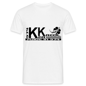 T-shirt Homme 974 Ker Kreol collection 2013 - 01 - Tee shirt Homme