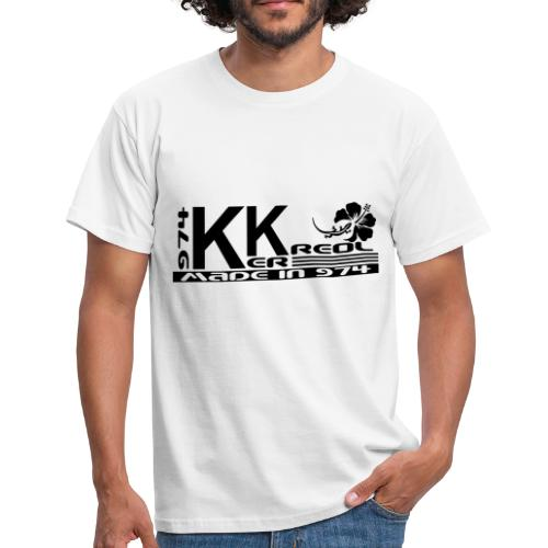 T-shirt Homme 974 Ker Kreol collection - T-shirt Homme