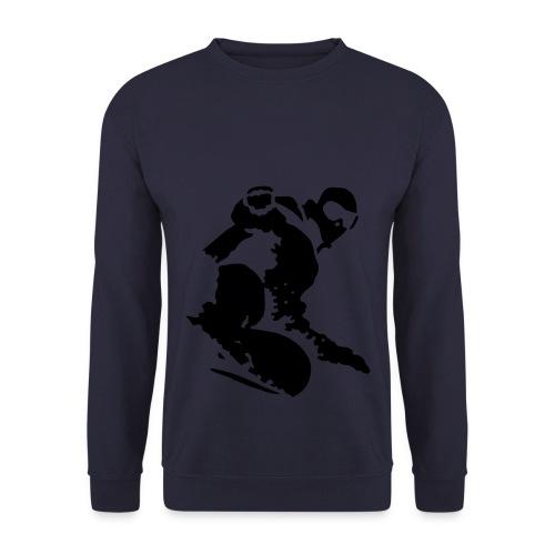 Snowboarder - Men's Sweatshirt