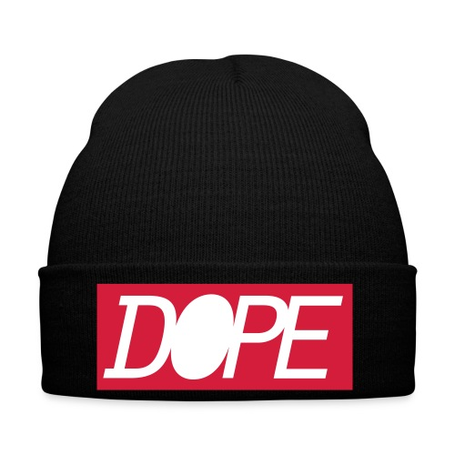 DOPE Beanie Hat - Winter Hat
