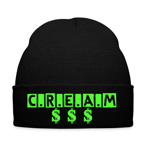 C.R.E.A.M Beanie Hat - Winter Hat