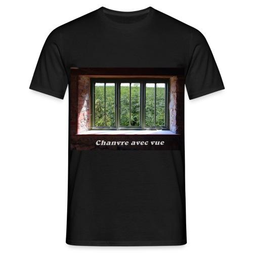 Chanvre avec vue - T-shirt Homme